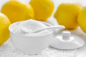 citric acid for homemade sink unblocker