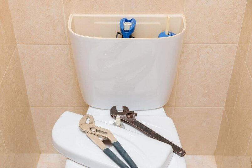 Toilet Not Filling