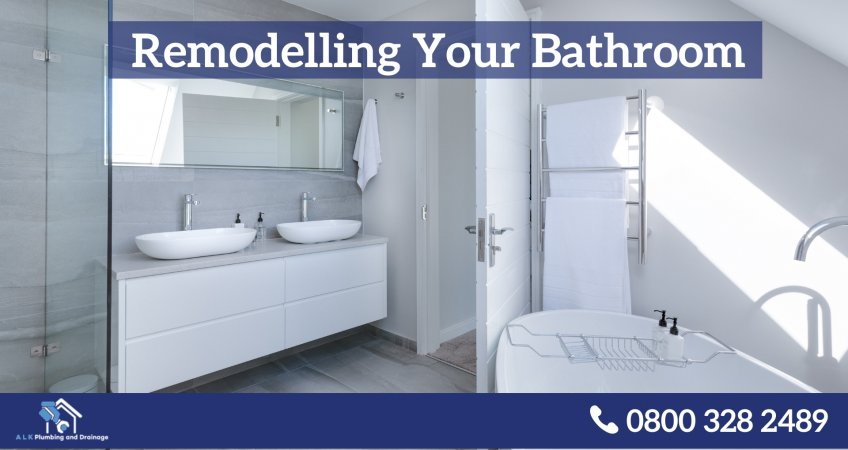 remodelling your bathroom