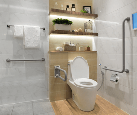 Mobility Bathroom Installation in Essex