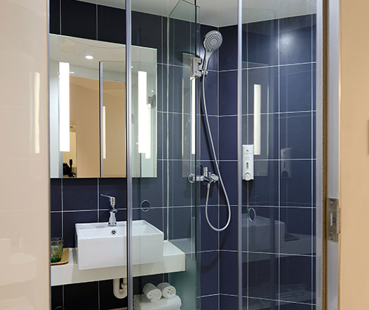 Essex shower installation